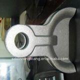 ねずみ鋳鉄を投げる鉄は延性がある鉄の鋳造と投げられたねずみ鋳鉄を投げた