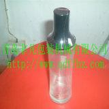 Cosmético automático, empaquetadora del flujo de la botella del champú del embalaje horizontal del encogimiento
