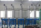 ペーパーマシンを選別するパルプのための高い(中間の)整合性の原料の洗剤