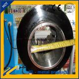 Tubulação de aço da alta qualidade e máquina de friso da mangueira