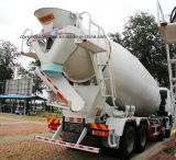 Тележка смесителя цемента Sinotruk HOWO 8X4 сверхмощная 30 Cbm