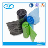 Bolso de basura plástico de los desperdicios del color multi caliente de la venta