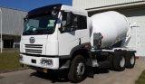 8-12 Cbm Faw 시멘트 믹서 트럭