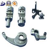 Части CNC блока точности OEM подвергая механической обработке алюминиевые для подвергать механической обработке