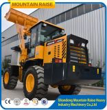Lader van het Wiel van het Ontwerp van de Machines van het landbouwbedrijf de Nieuwe Mini voor Landbouwbedrijf
