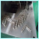 Machine de découpage faisante le coin de guichet en aluminium et de connecteur de porte