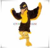Traje surpreendente da mascote da águia do luxuoso da qualidade para a venda