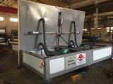 Máquina de vidro Inclined da tabela da estaca da operação manual