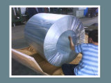 Matériau en acier galvanisé plongé chaud d'acier de bobine/toiture
