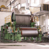 Etq-10 2014 nueva máquina de papel 450/120