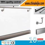 柵のための高品質のステンレス鋼の手すりサポート
