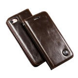 iPhone 7 аргументы за Flip крышки бумажника PU кожаный