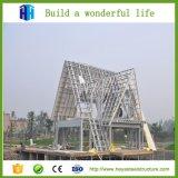 Структура гловального быстрого здания Heya стальная в Корее