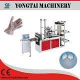Guante plástico automático que hace la máquina