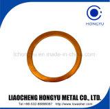 Rondelle de cuivre DIN7603 de cachetage