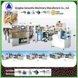 Peso inteiramente automático da massa/macarronete e máquina de embalagem