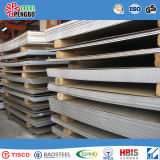S32205 2205 het Blad van het Roestvrij staal met SGS ISO