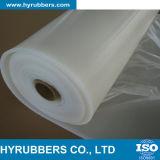 Fabrik produzierte Qualitäts-transparente Silikon-Gummi-Blatt-Rolle, Silikon-Blatt