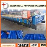 Dixin機械を形作る台形シートロール