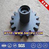 Plastikmc-schraubenartiger Nylongang mit RoHS Bescheinigung (SWCPU-P-W064)
