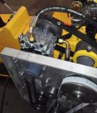 Rodillo vibratorio Fyl-850 del camino del compresor ligero de la maquinaria 800kg