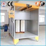 Cabina di spruzzo elettrostatica manuale del rivestimento della polvere