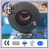 """1/4"""" a 2"""" manguera hidráulica Ce Finn Power Máquina prensadora con el mejor precio!"""