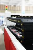 cortadora del laser de la fibra 1000W para el CS de 1-5m m Ss 1-10m m