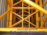 Guindaste de torre agradável da qualidade do grupo de Hongda