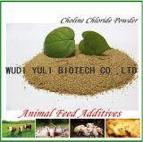 Poeder 50% 60% 70% 75% van het Chloride van de Choline van de Rang van het voer