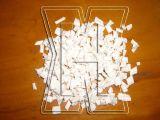 Scherende Machine van de Maalmachine van de Scherpe Machine van de film de Plastic