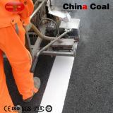 Hand-Push la riga di vernice calda la macchina/macchina termoplastica della marcatura di strada