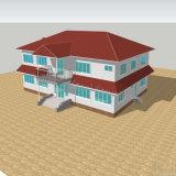 Полуфабрикат дешевая Prefab дом для офисного здания Admin