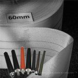 Resistência de corrosão que cura-se envolvendo o nylon da fita 100% para a mangueira de borracha