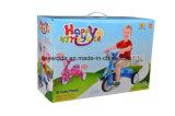 Carro do pedal da bicicleta do triciclo dos miúdos do veículo com rodas do preço de fábrica três