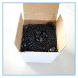 Engranzamento do protetor da calha da alta qualidade do HDPE