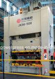 Tipo próximo máquina de 400 toneladas da imprensa de potência mecânica da manivela do dobro
