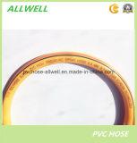 PVCプラスチック高圧繊維強化空気スプレーの管のホース