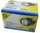 светильник светильника горнорабочей 3W 10000lux 12h 5.6ah минируя (KL5600)