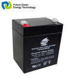 12V 4ah Rechargeable AGM VRLA Battery for CCTV System