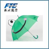 Складывая зонтик для ребенка/детей/зонтика малышей
