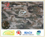 PU Coated 1000d Cordura Army Camouflage Printing с Fire Retardent Fabric для Military Uses 350GSM (ZCBP007)