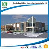 대성당을%s 강철 조립식 건물