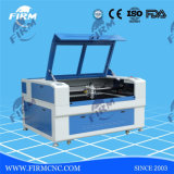 Máquina de estaca inoxidável do laser do CO2 da chapa de aço