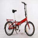 """20 """" إطار العجلة [250و] يطوي درّاجة كهربائيّة"""