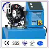 Máquina de friso da mangueira da potência P20 do Finn com a ferramenta rápida da mudança