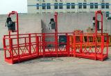 с оборудованием веревочки безопасности автоматическим поднимаясь ая платформа вашгерда