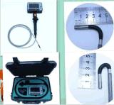 endoscópio video industrial da inspeção de 6mm com articulação 2-Way, cabo de teste de 1m
