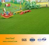 赤ん坊の運動場の人工的な草(総合的な泥炭、Cesped Sintetico)