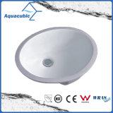 浴室の洗面器のUnderounterの陶磁器の流し(ACB1602)